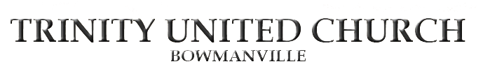 Logo, Trinity United Church Bowmanville